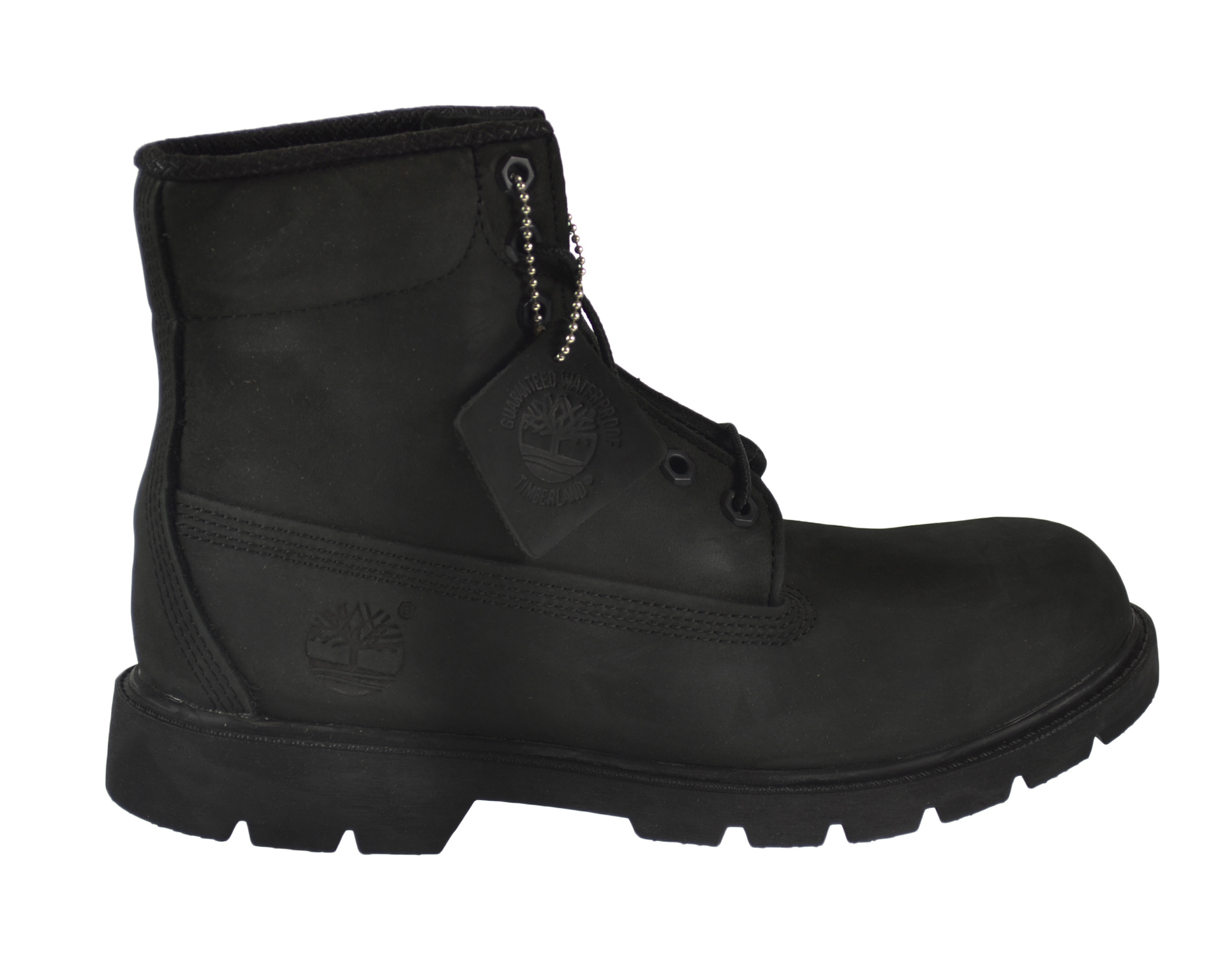 Timberland 6 Inch Basic Men's Boots Black 10042 by Timberland