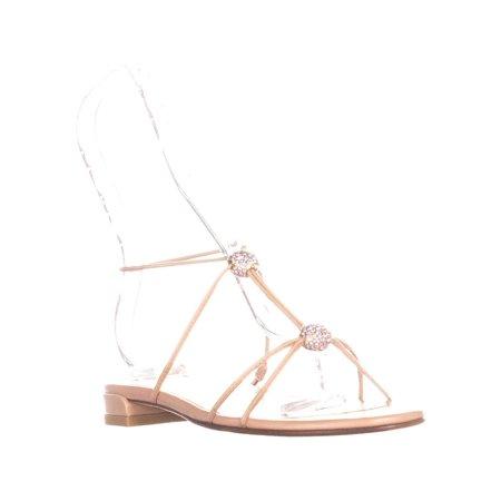 Sandales Pour Femmes Stuart Weitzman Tweety, Beige - image 6 de 6
