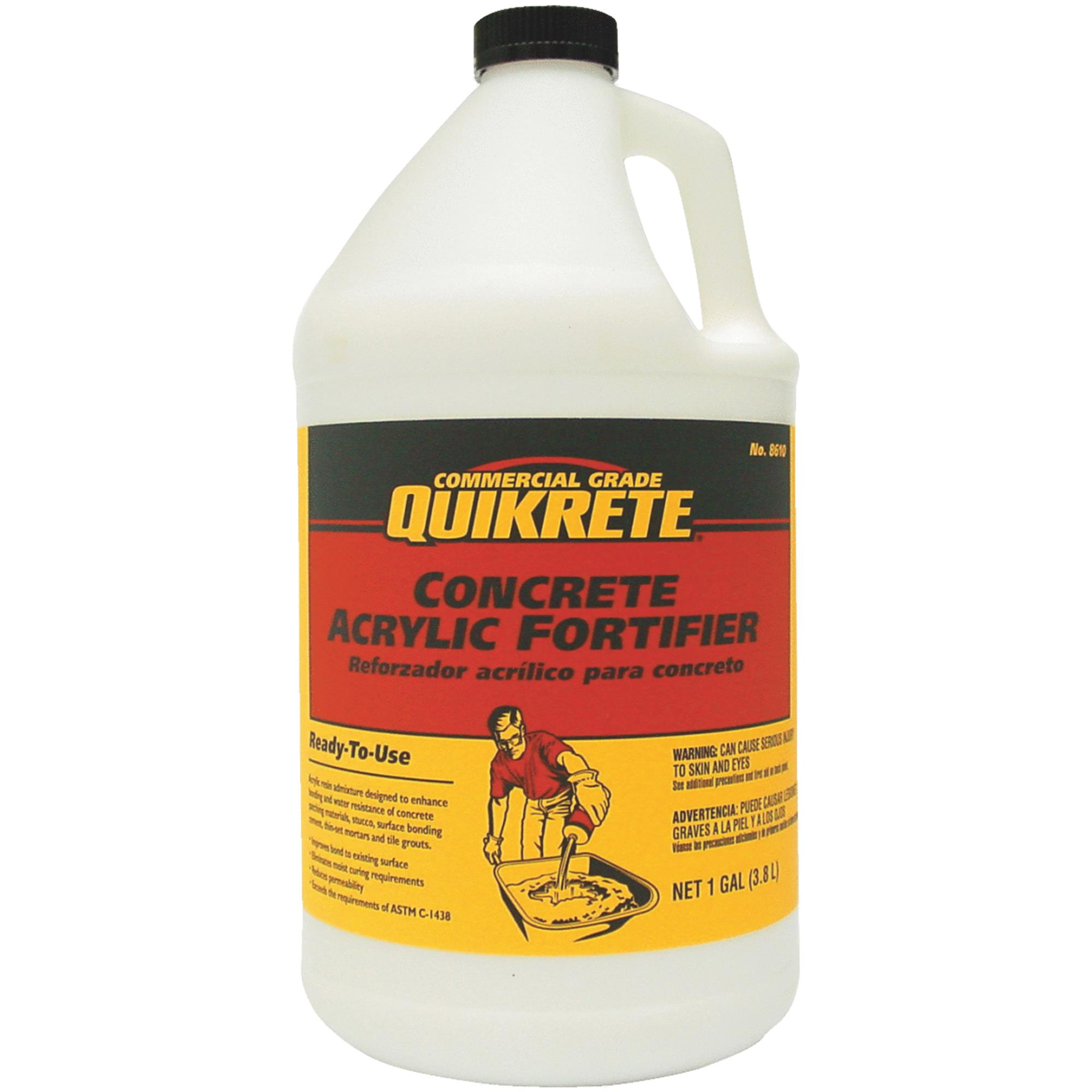 Quikrete Concrete Bonder Acrylic Fortifier by Quikrete
