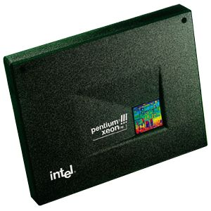 IBM Pentium III Xeon 550MHz - Processor Upgrade