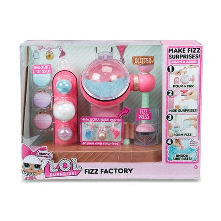 L O L  Surprise Fizz Factory