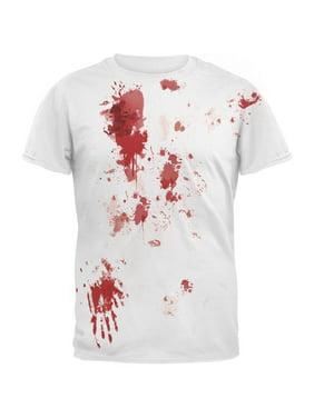 9f4ffd1e Product Image Halloween Blood Splatter T-Shirt. Old Glory