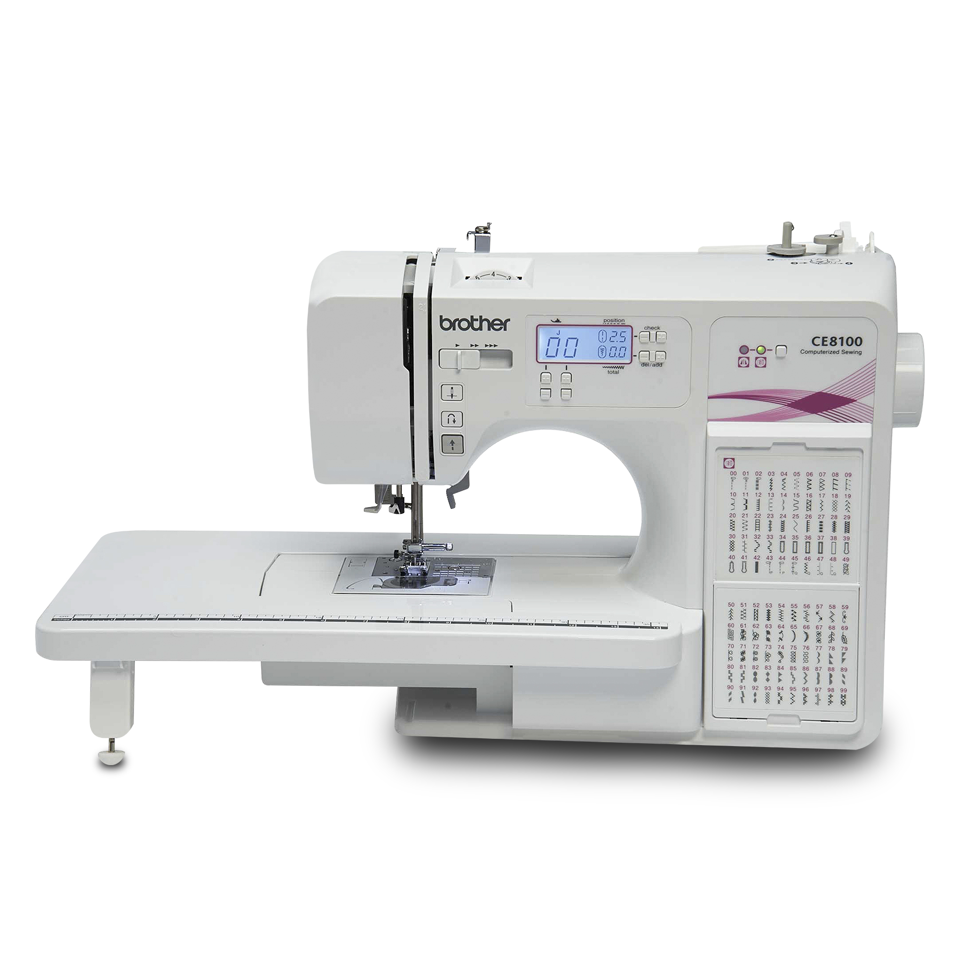 Brother Sewing Machine Extension Table Image Collections