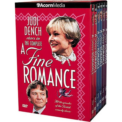 A Fine Romance The Complete Collection by