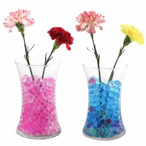 4pk Floral Beads Healthy Cut Flowers Easy Arrangements Hydrate Nourish Vase Food