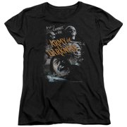 Mgm Army Of Darkness Covered Womens Short Sleeve Shirt