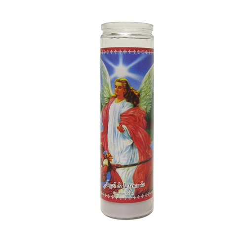 Scented Guardian Angel Jar Candle