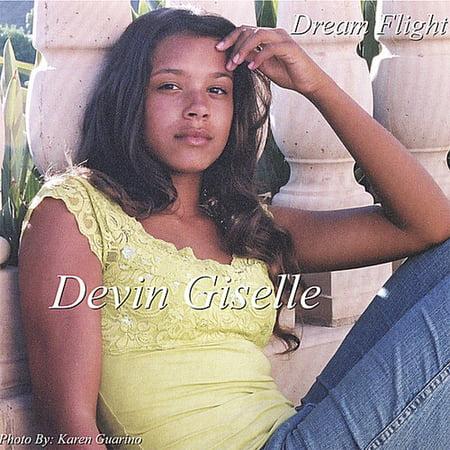 Devin Giselle   Dream Flight  Cd