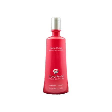 - Super Plump Volumizing Shampoo, By Colorproof - 10.1 Oz Shampoo