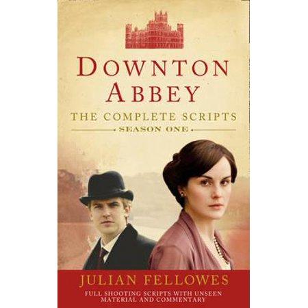 Downton Abbey. Series One Scripts