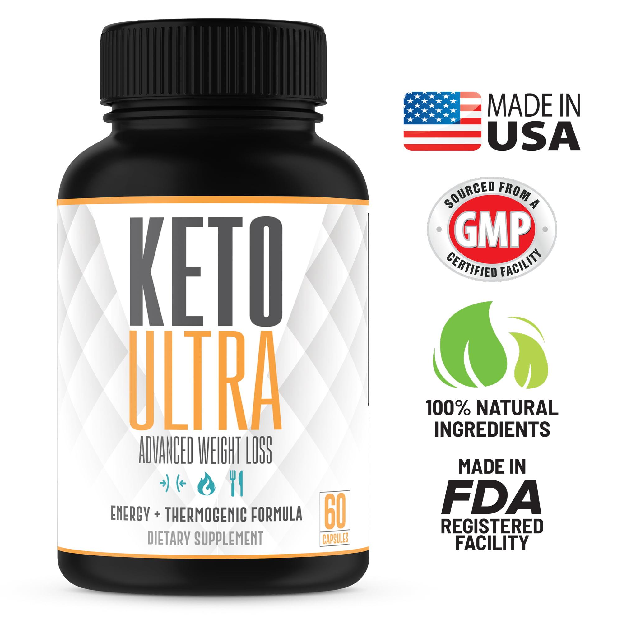 keto ultra diet supplements
