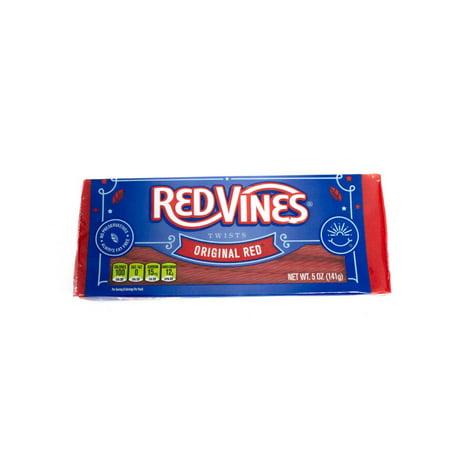 Red Vines Original Red Licorice Twists, 5 Oz.