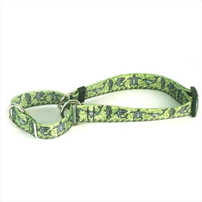 Yellow Dog Design Tribal Seas Martingale Collar