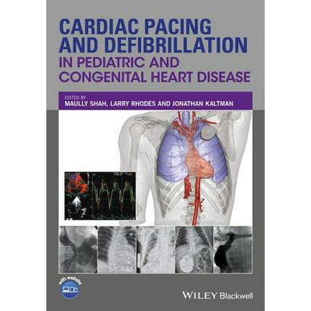Cardiac Pacing and Defibrillation in Pediatric and Congenital Heart Disease - eBook