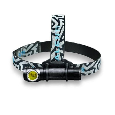 Imalent HR70 XHP70 2nd generation LED 3000 lumens outdoor headlamp - USB magnetically flashlight and magnet at tail cap torch