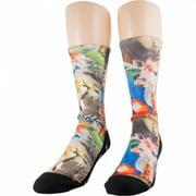 NEFF Mens Wildlife Sock 15F16018