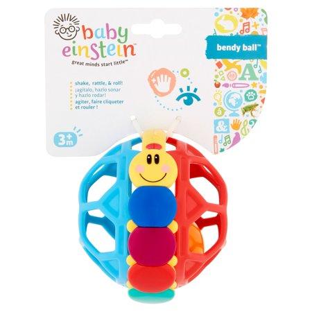 Baby Einstein Bendy Ball Toy Walmart Com