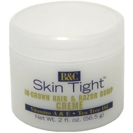 B&C Skin Tight Razor Bump Creme, Regular Strength 2
