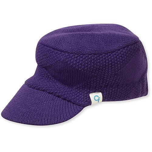 womens knit visor hat walmart