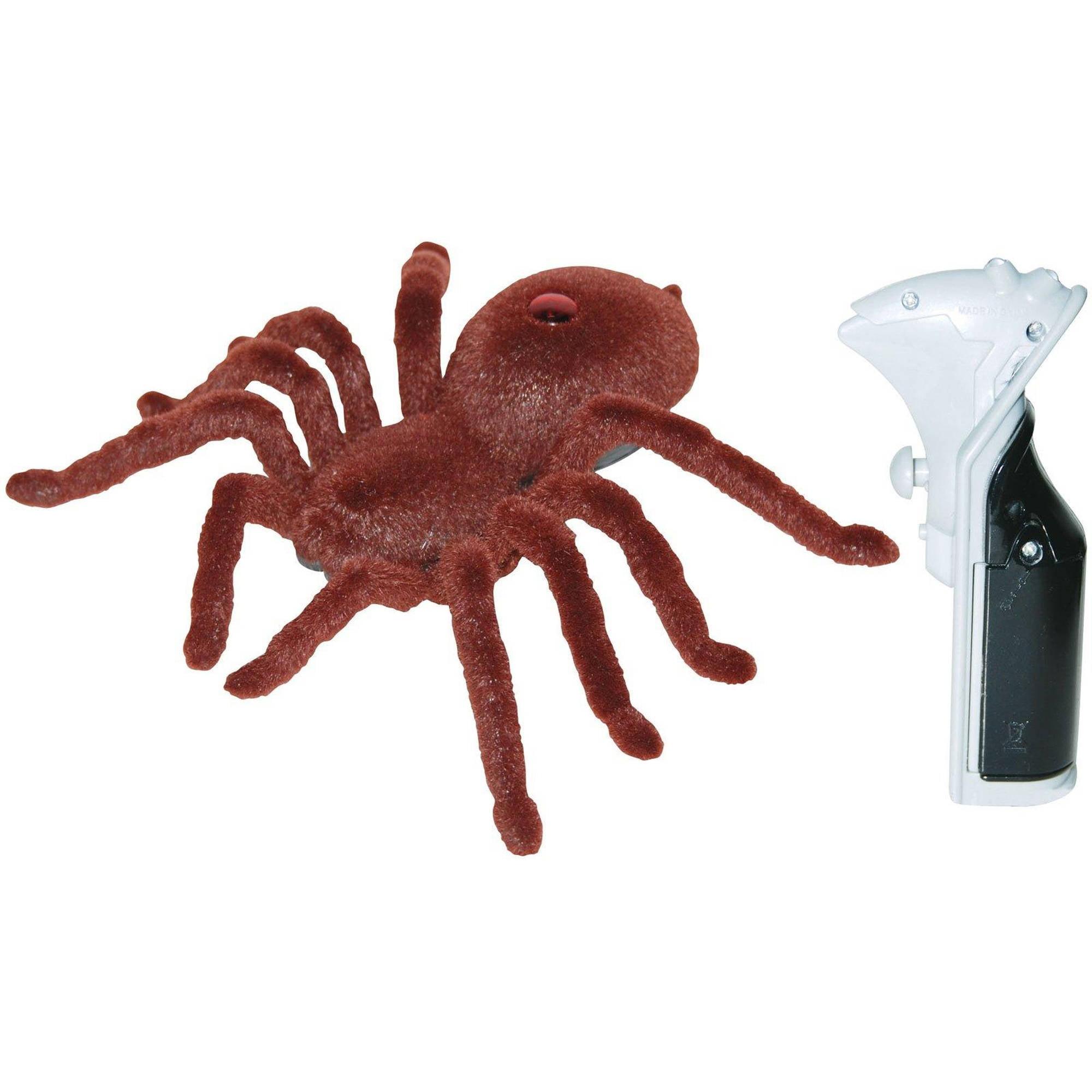 Remote Control Brown Spider Prop