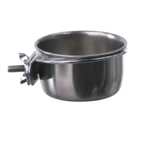 Stainless Coop Cup with Clamp, 5 oz