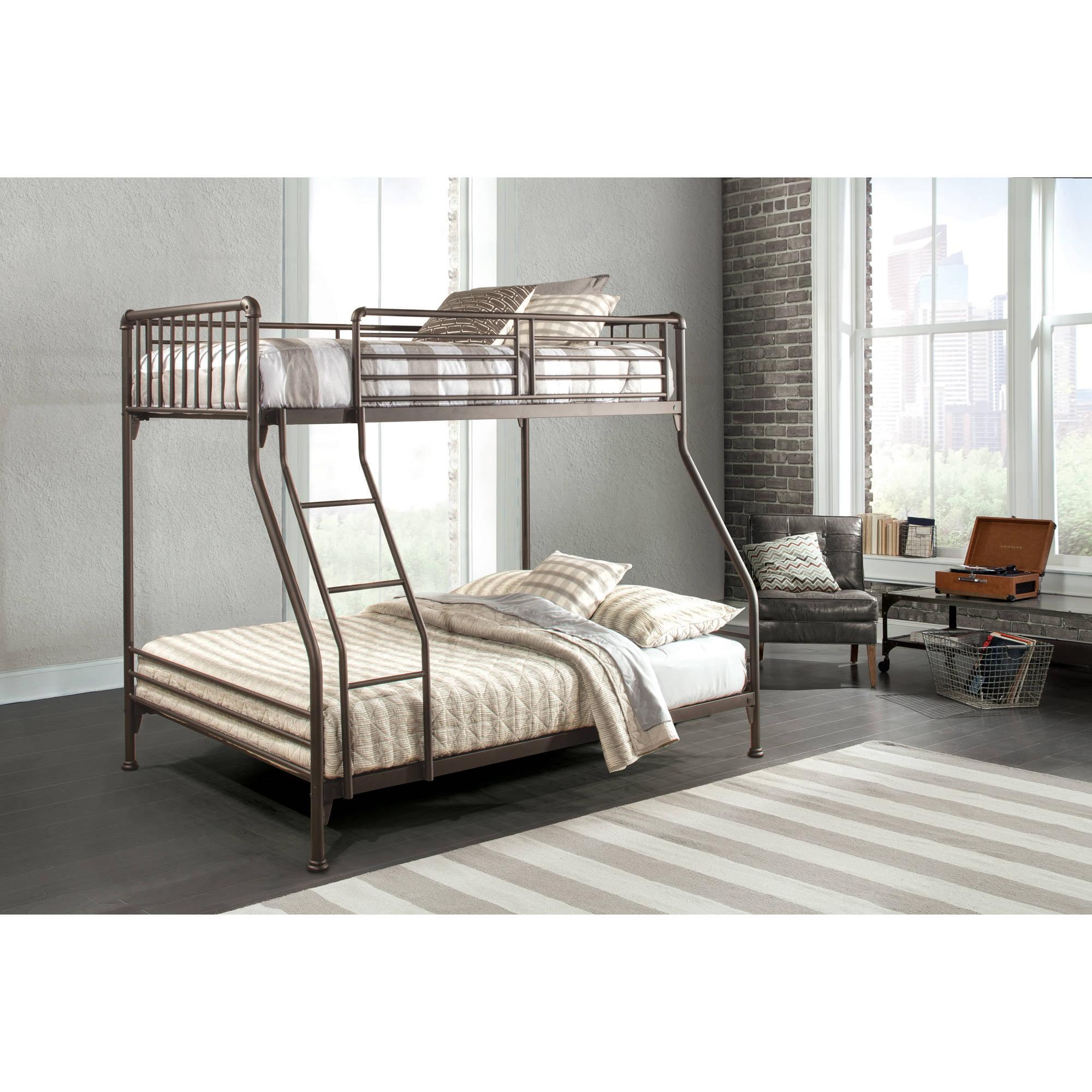 Hillsdale Furniture Brandi Twin Full Bunk Bed by Hillsdale Furniture