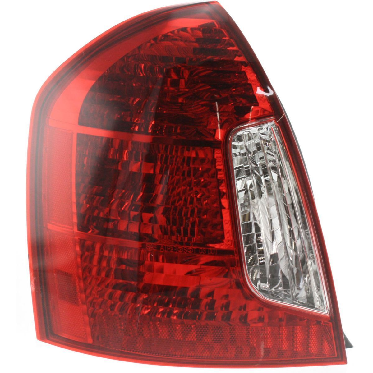 <b> New Tail Light Assembly Driver Side Fits Hyundai Accent Sedan HY2800136 924011E010 <b>