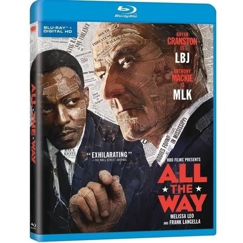 All The Way (Blu-ray + Digital HD With UltraViolet)
