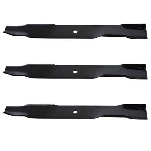 Set of 3 92-743 Blade, Hustler 16-1/2 IN Replaces: Hustler 796623