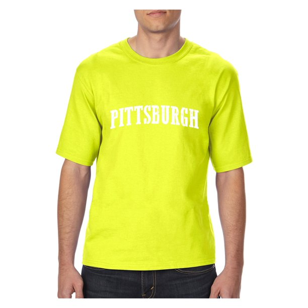 Pittsburgh Unisex Ultra Cotton T-Shirt Tall Sizes