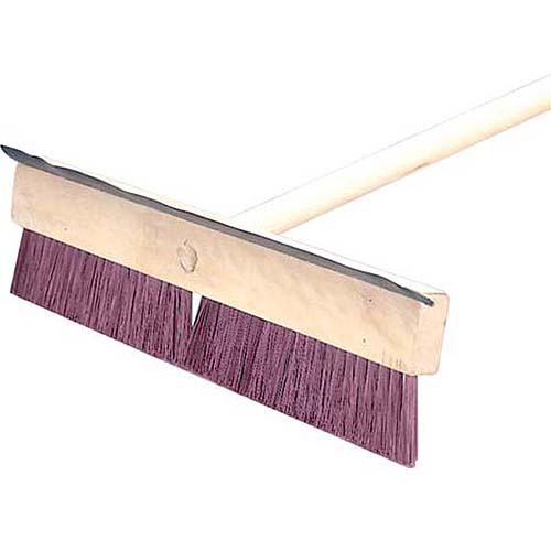 """Gam PT03980 18"""" Driveway and Roof Brush with Squeege"""