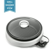Best Grill Indoors - Aroma Super Pot White Indoor Grill Review