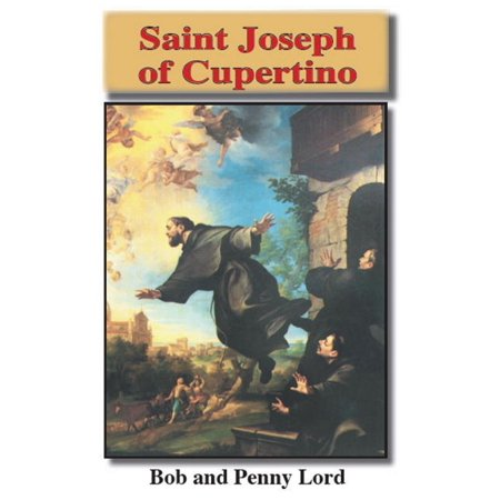 Saint Joseph of Cupertino - (Cupertino Finish)