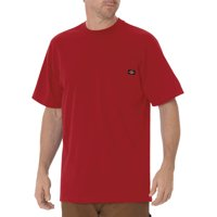 Dickies Big and Tall Men's Short Sleeve Heavyweight Crew Neck Tee