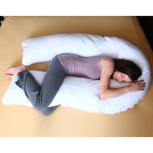Deluxe Comfort Body Bed Rest Pillow