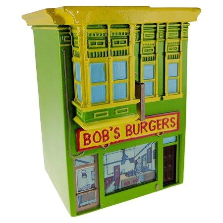 Bobs Burgers Restaurant Coin Bank