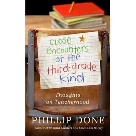 Close Encounters of the Third-Grade Kind - eBook