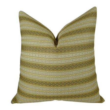 "Plutus Full Stripe Handmade Throw Pillow, (12"" x 25"") - image 1 de 1"