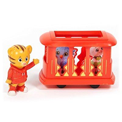 jack2400 - daniel tiger's neighborhood cake topper, includes 1 cake topper