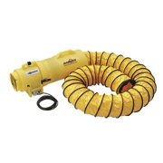 RAMFAN UB20 Blower/Exhauster Kit,8 In,1/3 HP,230V