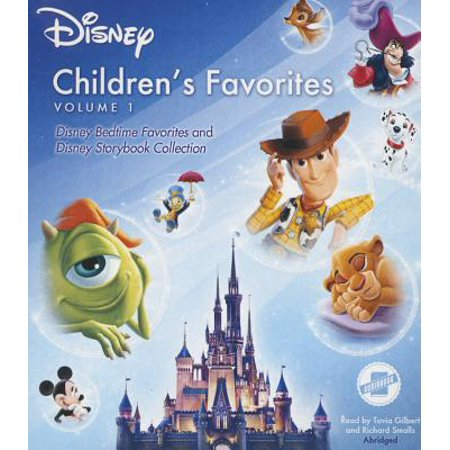 Children's Favorites, Vol. 1 : Disney Bedtime Favorites and Disney Storybook Collection (Disney Penny Collection Book)