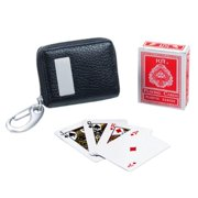 Natico Office cards With Leather Case (60-G344)