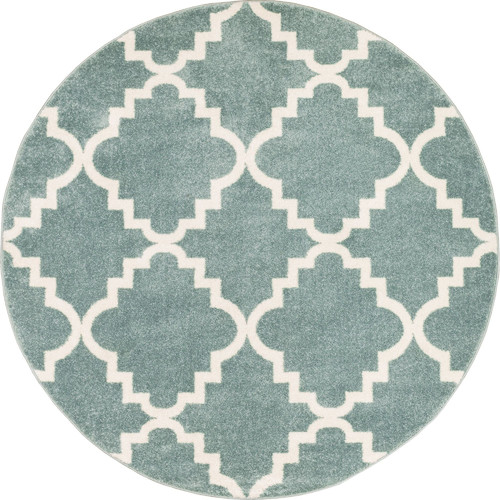 Well Woven Sydney Light Blue Area Rug
