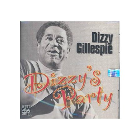 Personnel  Dizzy Gillespie  Trumpet   Ray Pizzi  Soprano   Tenor Saxophones  Flute   Rodney Jones  Guitar   Benjamin Franklin Brown  Electric Bass   Mickey Roker  Drums   Paulinho Da Costa  Percussion  Recorded At Rca Studios  Los Angeles  California On September 15   16  1976 Digitally Remastered By Phil De Lancie  1994  Fantasy Studios  Berkeley  California  Believe It Or Not  Dizzys Party Is A Funk Dance Recording  This Is Dizzy Gillespie Stretching Into Unexpected Territory  Produced By Norman Granz  A Pioneer In Jazz Crossover Projects  The Funk Is Thick And Nothing Is Taken Too Seriously  James Brown Would Enjoy This Effort The Tracks Are Long And Exploratory Save For  Harlem Samba   Which Is Short But Furious  Dizzy Plays Like Hes Having A Hell Of A Good Time And His Spirit Infects The Other Players  This Is Be Bop Meets Shaft On A Conga Line