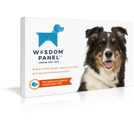 Wisdom Panel 3.0 Dog Breed Identification DNA Test
