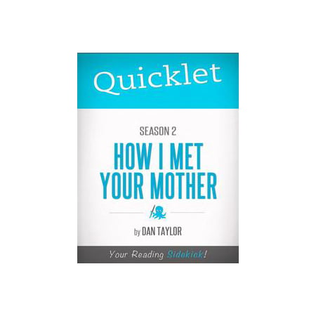 Quicklet on How I Met Your Mother Season 2 - eBook (How I Met Your Mother Halloween Costume)