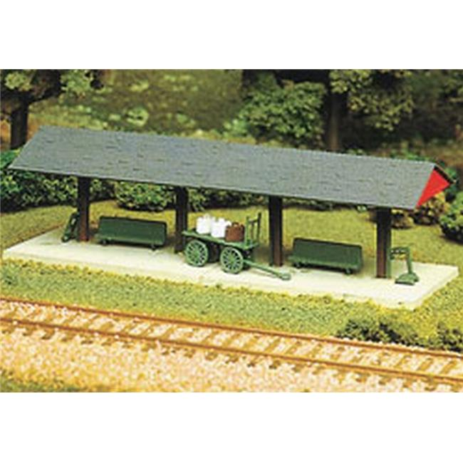 SP Whistle Stop ATM707 Ho Station Platform Kit
