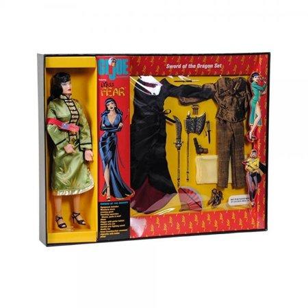 "GI Joe Miss Fear 12"" Action Figure Gift Set - Limited to 3,500 Sets"