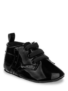 Joseph Allen Classy Patent Leather Infant Dress Shoe (Infant Boys)