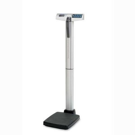 Health O Meter Health o Meter Physician Digital Scale, Gray Silver